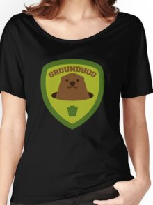 groundhog Women's Relaxed Fit T-Shirt