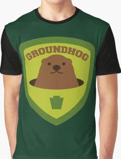 groundhog Graphic T-Shirt