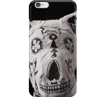 Day of the Dead Dog iPhone Case/Skin