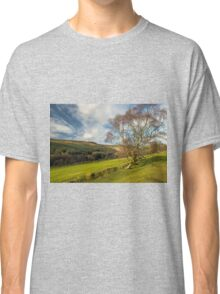 Sunny Winter Day in the Beacons Classic T-Shirt