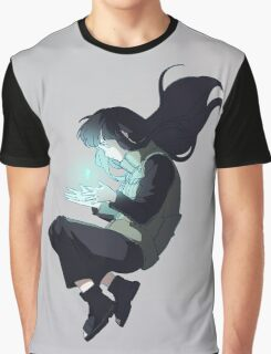 Hinata-Falling Graphic T-Shirt
