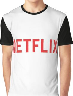 Netflix Logo Graphic T-Shirt