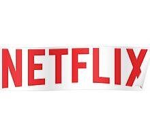 Netflix Logo Poster