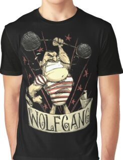 Don't Starve - The Strongman Graphic T-Shirt
