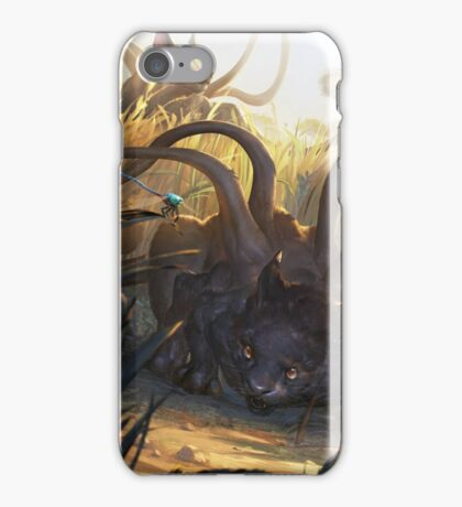 Baby Bestiary - Phase Kitten iPhone Case/Skin
