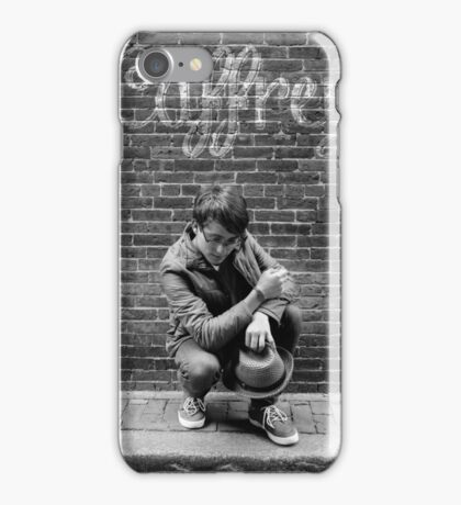 Portrait of the Young Artist iPhone Case/Skin