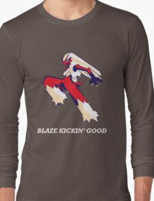 Blaze Kickin' Good Long Sleeve T-Shirt