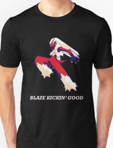 Blaze Kickin' Good Unisex T-Shirt