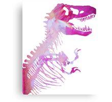 Fabulous Rex Canvas Print