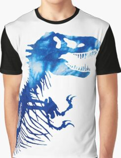 Tie-Dye Rex Graphic T-Shirt