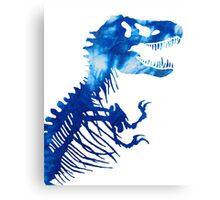 Tie-Dye Rex Canvas Print