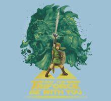 The Legend of Zelda - Triforce Kids Tee