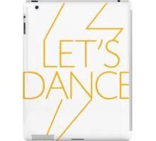let's dance iPad Case/Skin