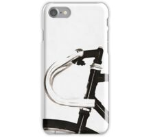 Minimalist Bicycle Painting iPhone Case/Skin