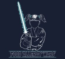 Food Allergy Wars - Girl Kids Clothes