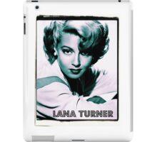 Lana Turner Hollywood Actress iPad Case/Skin