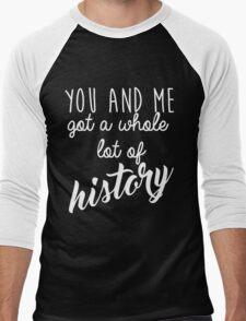 History 2 Men's Baseball ¾ T-Shirt