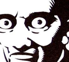 Bug Eyed Earl Sticker