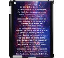 We Do Geek iPad Case/Skin