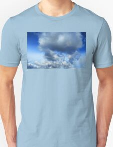 Sky - puffy clouds (2016) Unisex T-Shirt