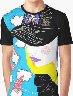 Hope U Drop Dead Graphic T-Shirt