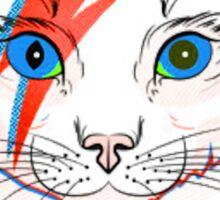 cat light Sticker
