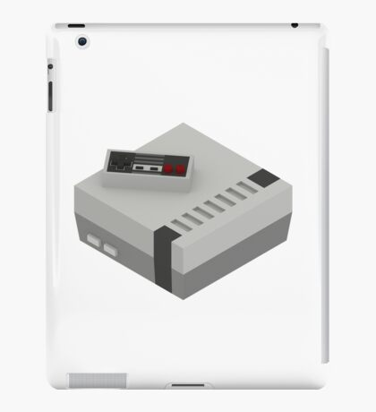 NES & Controller iPad Case/Skin