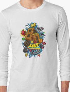 80's Baby Long Sleeve T-Shirt