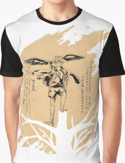 The View from the Top [KANJI] Graphic T-Shirt