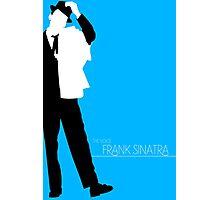 The Voice: Frank Sinatra Photographic Print