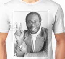 Peace from Curtis Mayfield Unisex T-Shirt