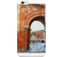 Plaza de la Corredera iPhone Case/Skin