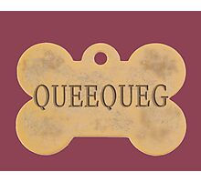 Queequeg Photographic Print