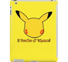 Pokemon 20 Years iPad Case/Skin