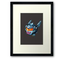 LOL - Project PORO Framed Print