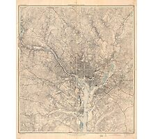 Washington and vicinity, Maryland, District of Columbia, Virginia (1926) Photographic Print