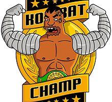 Kombat Champ by DopePixel