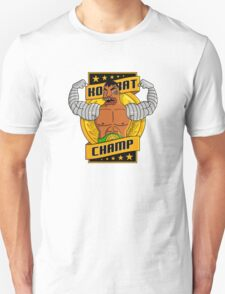 Kombat Champ Unisex T-Shirt