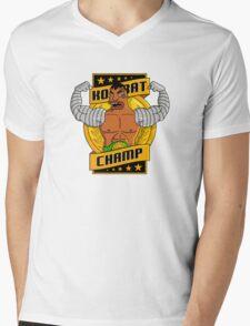 Kombat Champ Mens V-Neck T-Shirt