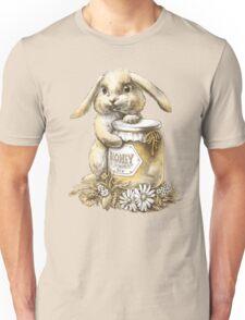 Honey Bunny  (two color) Unisex T-Shirt