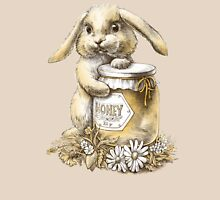 Honey Bunny  (two color) Unisex T-Shirt