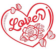 Lover Photographic Print