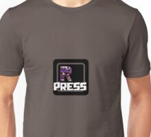 LOL- Veigar PRESS R Unisex T-Shirt