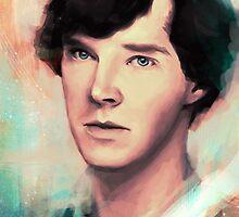 Young Sherlock by addigni