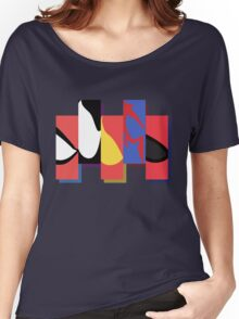 All in the Spider Eye Women's Relaxed Fit T-Shirt
