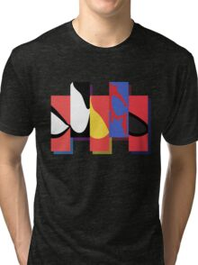 All in the Spider Eye Tri-blend T-Shirt