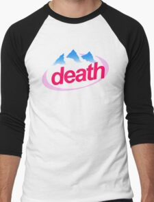 DEATH Men's Baseball ¾ T-Shirt