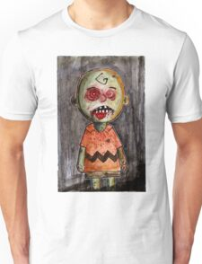 you're a zombie Charlie Brown Unisex T-Shirt