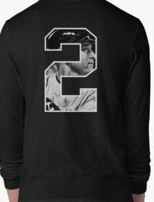 Derek Jeter 2 Long Sleeve T-Shirt