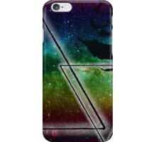 Hipster Triangles Space iPhone Case/Skin